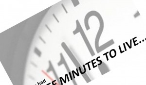 Three Minutes to Live front copy icon