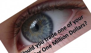 would you trade an eye front icon