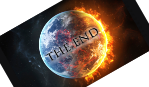 the end Front icon
